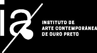 Logo Institudo de Arte Contemporânea de Ouro Preto